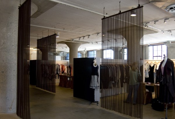 Findings Clothing Design Showroom