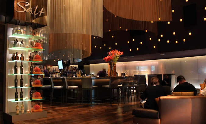 Salt Ultra Lounge in the Ipic Theater